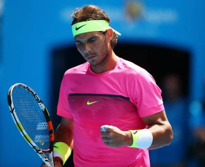 Rafael Nadal: 'It's always exciting to see what's new at the Australian Open'