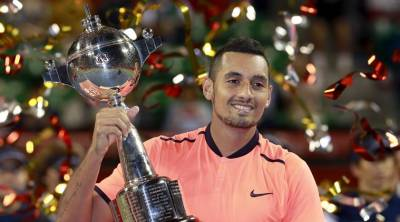 Nick Kyrgios gets sanctioned by ATP, season is finished for him!