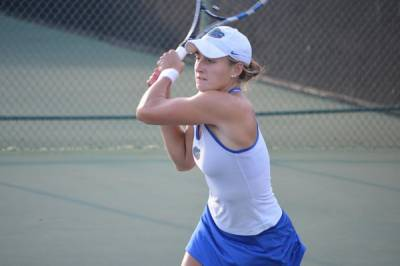 2016 Division I ITA Women?s All-American Championships: Carter and Di Lorenzo to meet in the semi-final