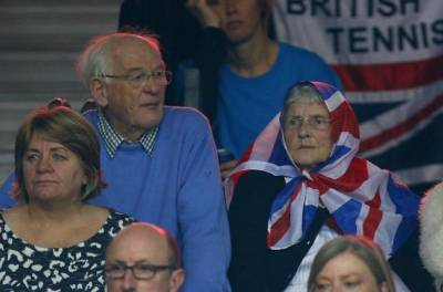 Andy Murray's Grandfather has 34 Scrapbooks on Grandson's Career