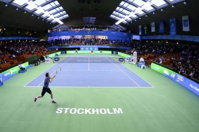 ATP STOCKHOLM - MAIN DRAW: Monfils and Dimitrov are the top seeds, Isner to face del Potro in R1!