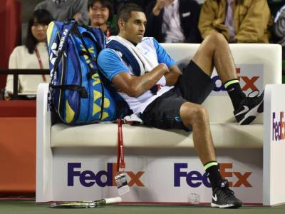 Nick Kyrgios: 40 Strikes and You're Out
