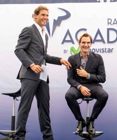 Rafael Nadal: 'I will play for many more years. Me and Federer'll be at a high level in 2017'