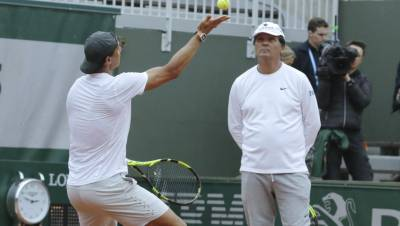 Toni Nadal: 'I know what's happening to Rafa but it's not convenient to talk about it'