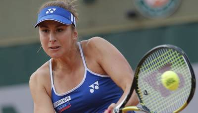 Belinda Bencic Splits with her Manager