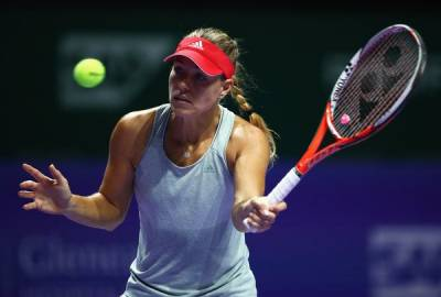 Angelique Kerber: 'Knowing it's the last event of the year gives me more energy'