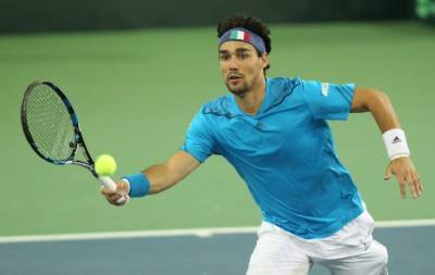 Fabio Fognini: 'The physio put a magic tape on Carreno Busta's leg'