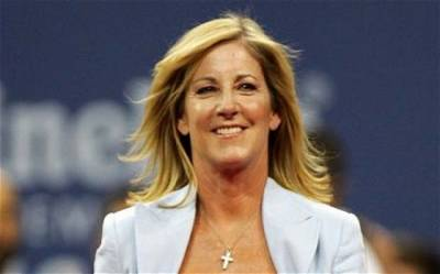 Chris Evert: 'I don't know if Serena Williams will get excited about playing again'