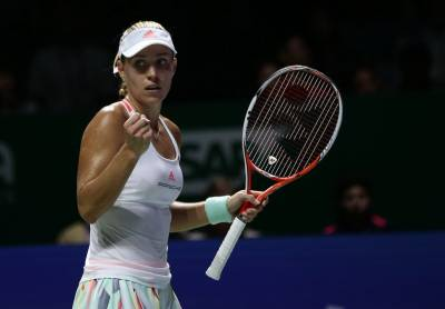Angelique Kerber: 'I'm a little bit relaxed but I feel the pressure. This match will help me'
