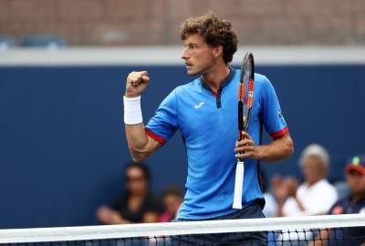 Pablo Carreno-Busta glad with how the season went for him so far