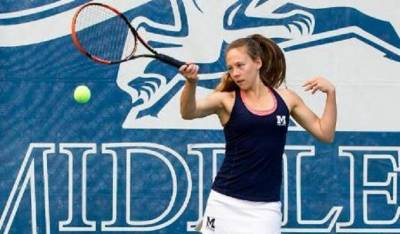 Middlebury Invitational Tennis Tournament comes to an end