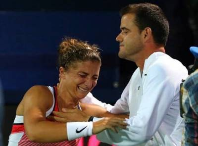 Sara Errani and her coach Pablo Lozano split