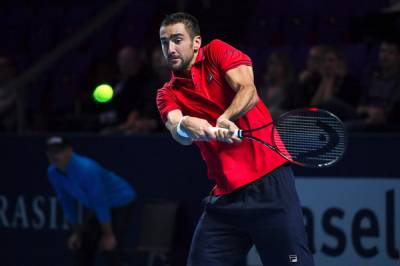 ATP BASEL: Cilic and Nishikori launch their campaign with straight sets wins