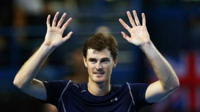 Jamie Murray set to be awarded OBE