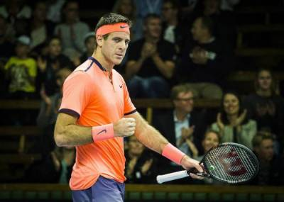 Del Potro: 'For me it was just the year of comeback, I never thought about winning a title'