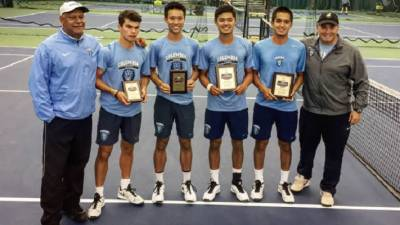 Pham Brothers Earn ITA Northeast Regional Doubles Title