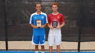 Gage Brymer lifts ITA Southwest Regional title
