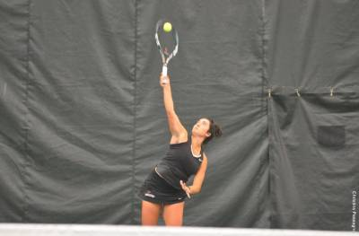 Darsalia Named ECC Tennis Rookie of Week
