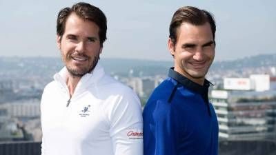 Tommy Haas: 'Federer? He always beat me so he should pay for dinner, but...'