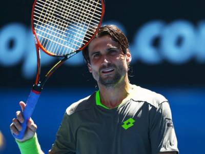 What a resilience by Ferrer in a 29-shot rally
