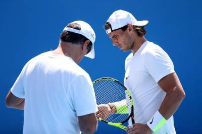 Toni Nadal: 'We prioritized the molding of Rafa's character over technique'