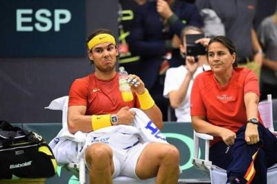 Rafael Nadal and Garbine Muguruza 'decided' it: here is who will be the Spanish Davis and Fed Cup Captain in 2017