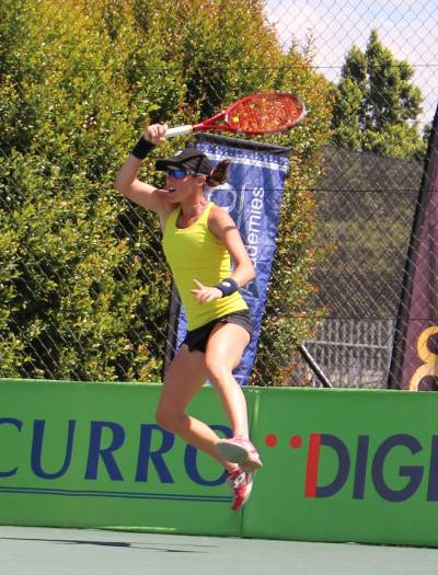 TOP SEED THROUGH TO SECOND ROUND OF DIGICALL FUTURES 2