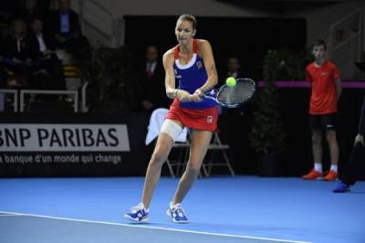 FED CUP FINAL: All square between France and the Czech Republic after day 1