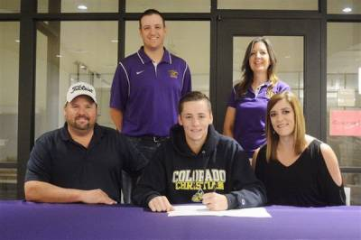 Colorado Christian University add Beau Pritchard to their 2017 roster
