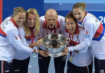 FED CUP - Here is where all the first round ties will be played