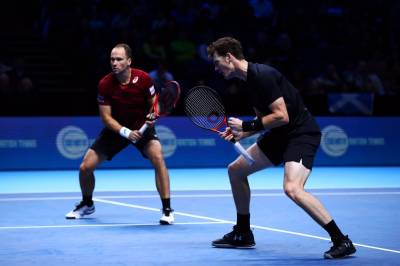Jamie Murray: 'Taking the first position in the rankings would be a huge achievement'