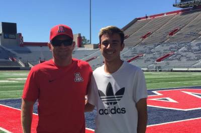 Alex Kuperstein signs to play for Arizona Wildcats