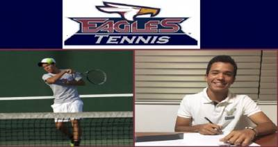 Alejandro Oviedo signs for the Eagles!