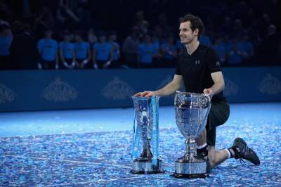 ATP RANKINGS 21-11-2016: Andy Murray is the 17th year-end number 1 player!