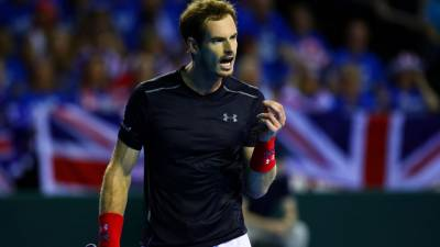 Andy Murray: Not Settling for Second Best