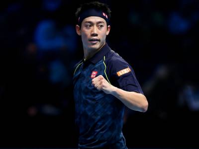 Kei Nishikori not settling for best season: Targets a Grand Slam next year