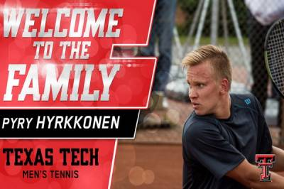 Pyry Hyrkkonen from Finland set to join Texas Tech