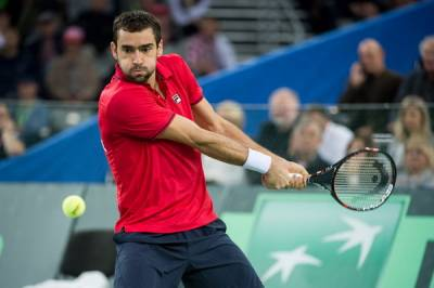 DAVIS CUP: Croatia and Argentina tied at 1-1 after wins for Cilic and del Potro