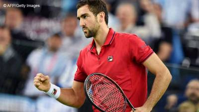 Cilic: 'Crowd helped me so much'. Del Potro: 'Exhausting match'