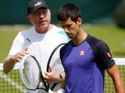 Novak Djokovic and Boris Becker: A relationship that's come to the end?