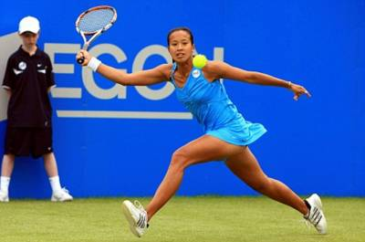 FED CUP - Anne Keothavong new captain of the British team