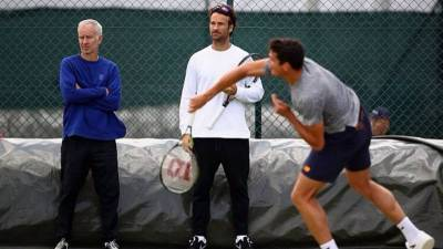 Milos Raonic stops working with Carlos Moya!