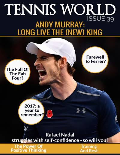 Andy Murray: Long Live The (New) King