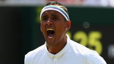 Mark Philippoussis: IT IS IMPORTANT TO JUST LISTEN TO NICK KYRGIOS