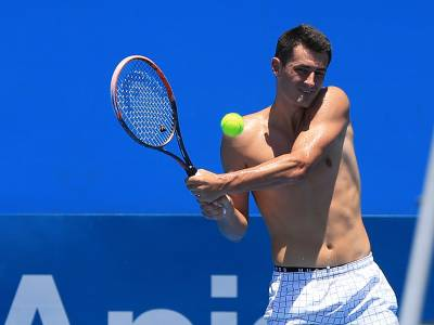 Bernard Tomic: 'Kyrgios and I just show our personality'