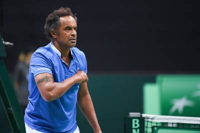 FED CUP - Yannick Noah becomes France's new captain