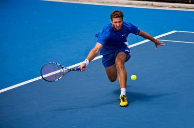 Playing doubles is the way to progress much faster at all levels, says Fabrice Martin