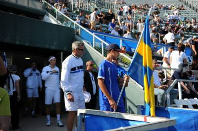 Swedish Davis Cup team has a new captain
