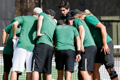Georgia Gwinnett Grizzlies ready to compete in the challenging men's spring schedule