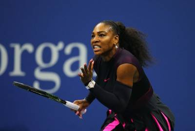 Serena Williams: 'If I were a man, I'd have been one of the greatest athletes ever, 6-7 years ago'